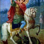 23 aprilie - Sfântul Mare Mucenic Gheorghe, purtătorul de biruinţă