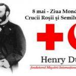 """8 mai - """"Ziua mondială a Crucii Roşii"""""""