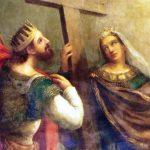 21 mai- Sf. Mari Împăraţi şi întocmai cu Apostolii, Constantin şi mama sa, Elena