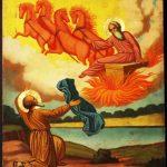 20 iulie - Sfântul Mare Prooroc Ilie Tesviteanul