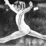 """S-a întâmplat în 18 iulie 1976: Nadia Comăneci a obţinut prima notă de 10 din istoria Jocurilor Olimpice; la 14 ani, Nadia Comăneci a devenit o stea a Jocurilor Olimpice de Vară din 1976 de la Montreal, Québec; nu numai că a devenit prima gimnastă care a obţinut scorul perfect la olimpiadă (de şase ori), dar a şi câştigat trei medalii de aur (la individual compus, bârnă şi paralele), o medalie de argint (echipă compus) şi bronz (sol); acasă, succesul său i-a adus distincţia de """"Erou al Muncii Socialiste"""" din partea autorităţilor comuniste, fiind cea mai tânără româncă distinsă cu acest titlu."""
