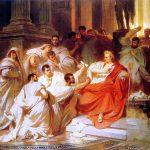 S-a întâmplat în 13 iulie 100 î.H