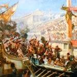 S-a întâmplat în 2 septembrie 31 î. Hr.