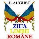 31 august- Ziua limbii române