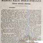 S-a întâmplat în 14 august 1864