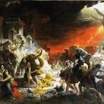 S-a întâmplat în 24 august 79 d.H.