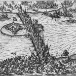 S-a întâmplat la 6 octombrie 1595, 6-8