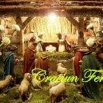 25 decembrie -Naşterea Domnului-Crăciunul