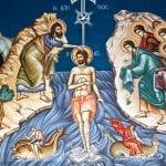 6 ianuarie - Botezul Domnului (Boboteaza – Dumnezeiasca Arătare)