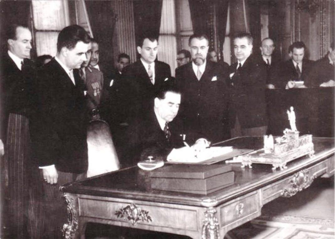 S-a întâmplat în 10 februarie 1947 - Jurnal Spiritual