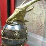 800px Helmet of Skanderbeg