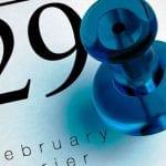 29 februarie- o zi mai specială